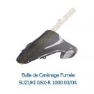 Bulle de carenage fumée GSX-R 1000 K3 2003-2004
