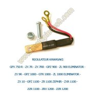 regulateur kawasaki gpx 750 r 87 90